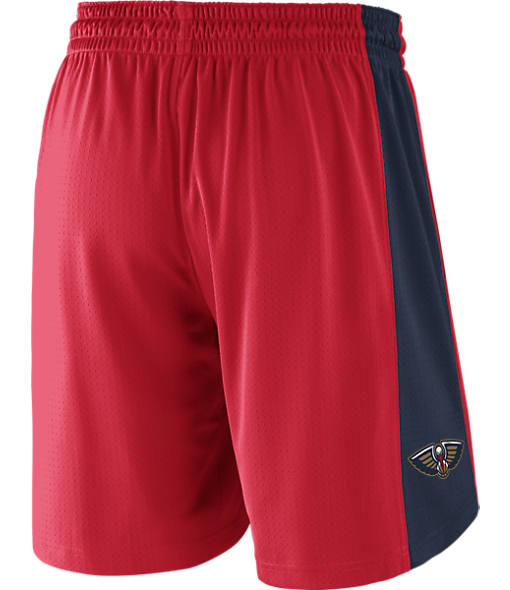 Men's Nike New Orleans Pelicans NBA Practice Shorts