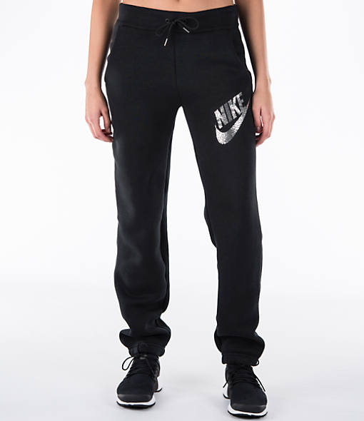 Women's Nike Sportswear Metallic Rally Loose Pants