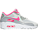 Pure Platinum/Wolf Grey/Racer Pink