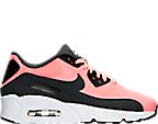 Girls' Grade School Nike Air Max 90 Ultra Essentials 2.0 Running Shoes