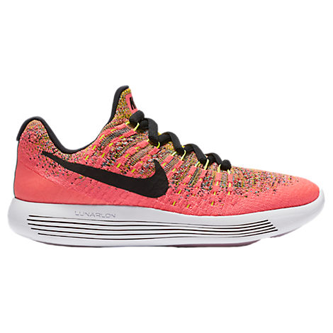 Girls' Grade School Nike LunarEpic Flyknit Low 2 Running Shoes