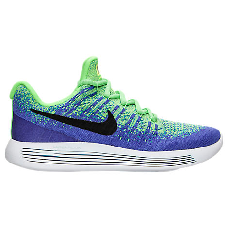 Boys' Grade School Nike LunarEpic Low Flyknit 2 Running Shoes