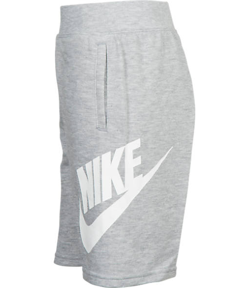 Boys' Preschool Nike Alumni Fleece Shorts