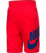 Boys' Preschool Nike Alumni Fleece Shorts
