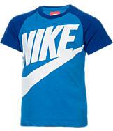 Boys' Preschool Nike Alumni Raglan T-Shirt