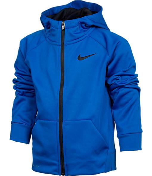 Kids' Preschool Nike Therma Full-Zip Hoodie