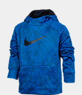 Boys' Preschool Nike Therma Allover Print Hoodie