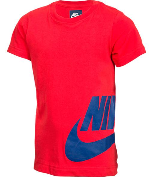 Boys' Preschool Nike Side Futura T-Shirt