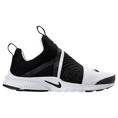 hot sale online 60b25 df3aa ... Black   Grey Boys  Grade School Nike Presto Extreme Running Shoes ...