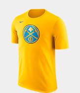Men's Nike Denver Nuggets NBA Logo T-Shirt