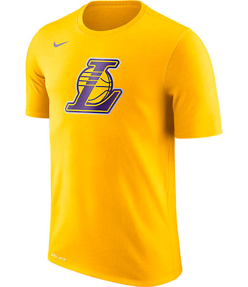 Men's Nike Los Angeles Lakers NBA Logo T-Shirt