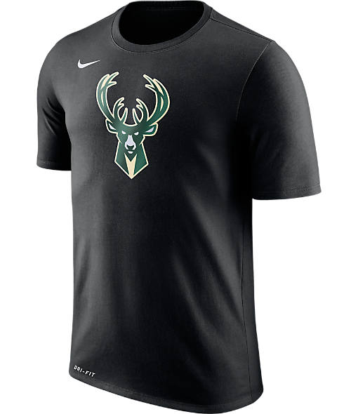 Men's Nike Milwaukee Bucks NBA Logo T-Shirt