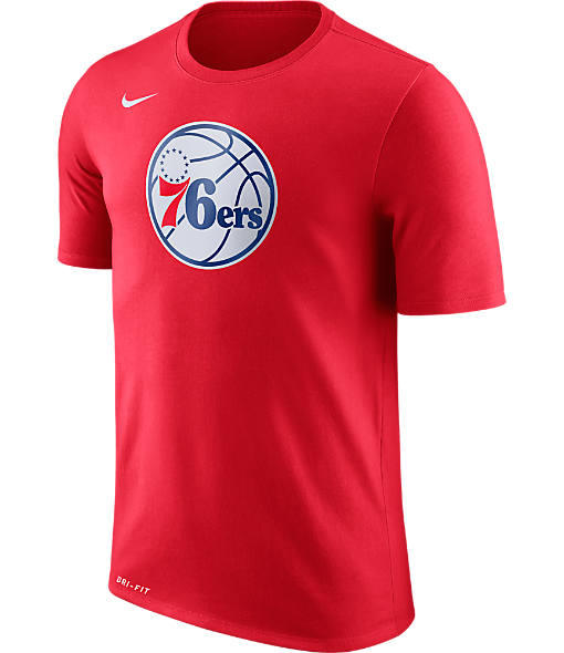 Men's Nike Philadelphia 76ers NBA Logo T-Shirt