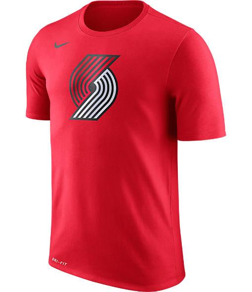 Men's Nike Portland Trail Blazers NBA Logo T-Shirt