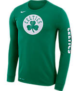 Men's Nike Boston Celtics NBA Logo Long-Sleeve T-Shirt