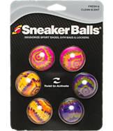 Sof Sole Sneaker Balls 6-Pack Radical Tie Dye