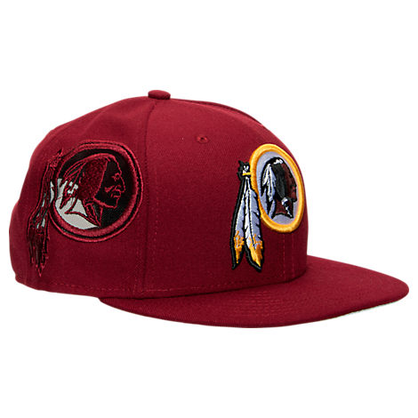 New Era Washington Redskins NFL Fresh Side Snapback Hat