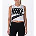 Women's Nike Sportswear Essential Crop Tank Product Image