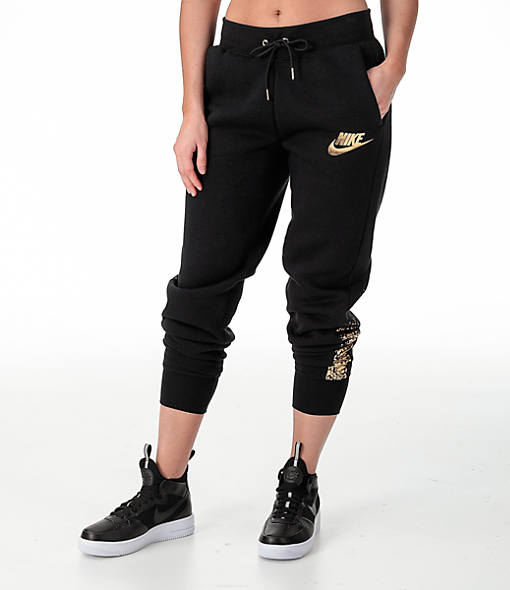 Women's Nike Sportswear Rally Metallic Pants