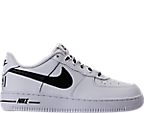 Boys' Preschool Nike NBA Force 1 Low LV8 Casual Shoes