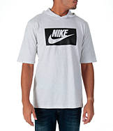 Men's Nike Futura Short-Sleeve Hooded T-Shirt