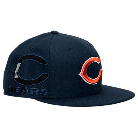 New Era Chicago Bears NFL Fresh Side Snapback Hat