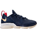 Men's Nike LeBron XIV Low Basketball Shoes