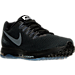 Right view of Men's Nike Zoom All Out Low Running Shoes in Black/Dark Grey/Anthracite