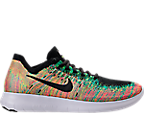 Men's Nike Free RN Flyknit 2017 Running Shoes