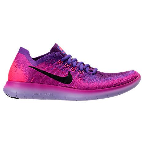 Women's Nike Free RN Flyknit 2017 Running Shoes