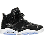 Girls' Grade School Air Jordan Retro 6 Premium Heiress Collection (3.5y - 9.5y) Basketball Shoes