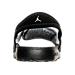 Back view of Boys' Toddler Jordan Hydro 6 Slide Sandals in Black/Wolf Grey