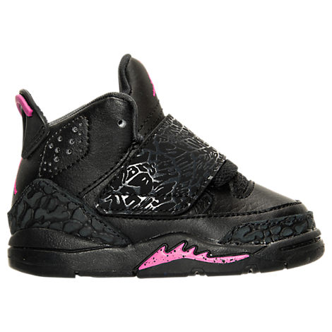 Girls' Toddler Jordan Son of Mars Basketball Shoes