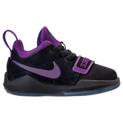 Boys' Toddler Nike PG 1 Basketball Shoes