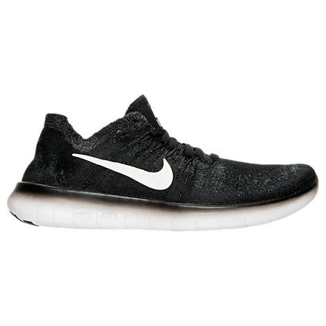 Boys' Grade School Nike Free RN Flyknit 2017 Running Shoes