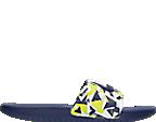 Men's Nike Kawa Print Slide Sandals
