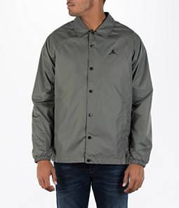 Men's Air Jordan Coaches Jacket Product Image