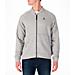 Men's Air Jordan Wings Fleece Bomber Jacket Product Image