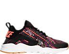 Women's Nike Air Huarache Run Ultra Jacquard Casual Shoes