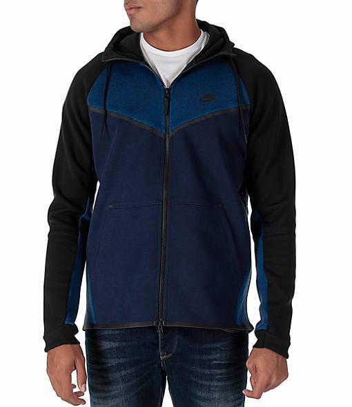 Men's Nike Sportswear Tech Fleece Full-Zip Windrunner Jacket