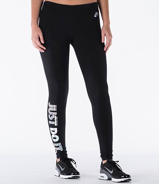 Women's Nike Sportswear Hologram Leggings
