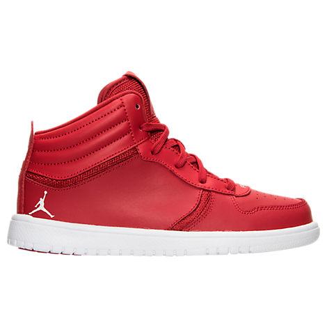 Boys' Preschool Jordan Heritage Basketball Shoes