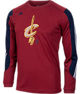 Kids' adidas Cleveland Cavaliers NBA Prestige Long-Sleeve T-Shirt