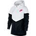Girls' Nike Sportswear Windrunner Jacket Product Image