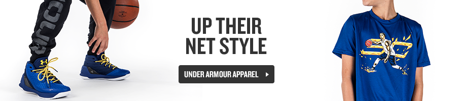 Shop Under Armour Apparel.