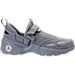 Right view of Men's Air Jordan Trunner LX Training Shoes in Wolf Grey/White