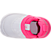 Top view of Girls' Toddler Jordan Trunner LX Training Shoes in Hyper Pink/White