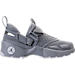 Right view of Boys' Grade School Jordan Trunner LX Training Shoes in Wolf Grey/White