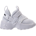 Right view of Boys' Toddler Jordan Trunner LX Training Shoes in White/Pure Platinum