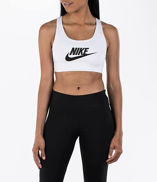 Women's Nike Pro Swoosh Futura Sports Bra